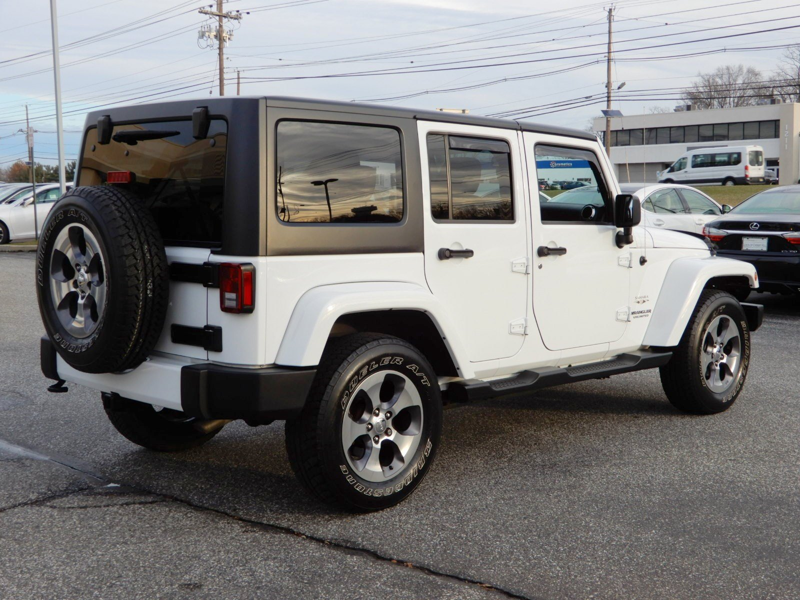 Pre-Owned 2016 Jeep Wrangler