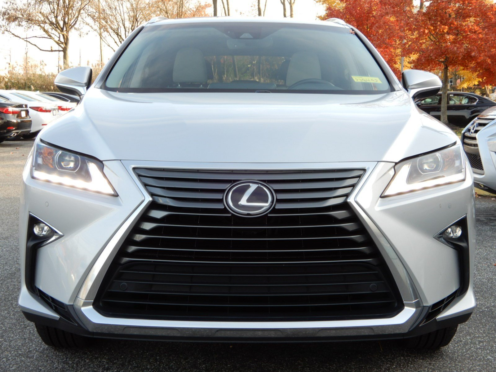 Certified Pre-Owned 2017 Lexus RX350