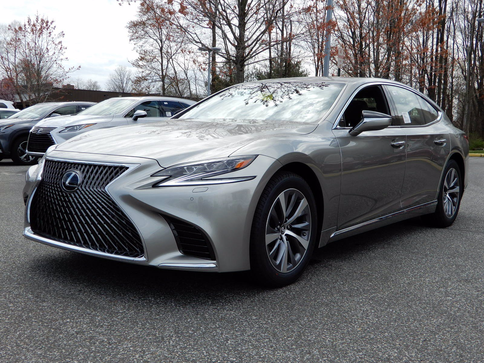New 2019 Lexus LS 500 4dr Car in Mt. Laurel #N41245 ...
