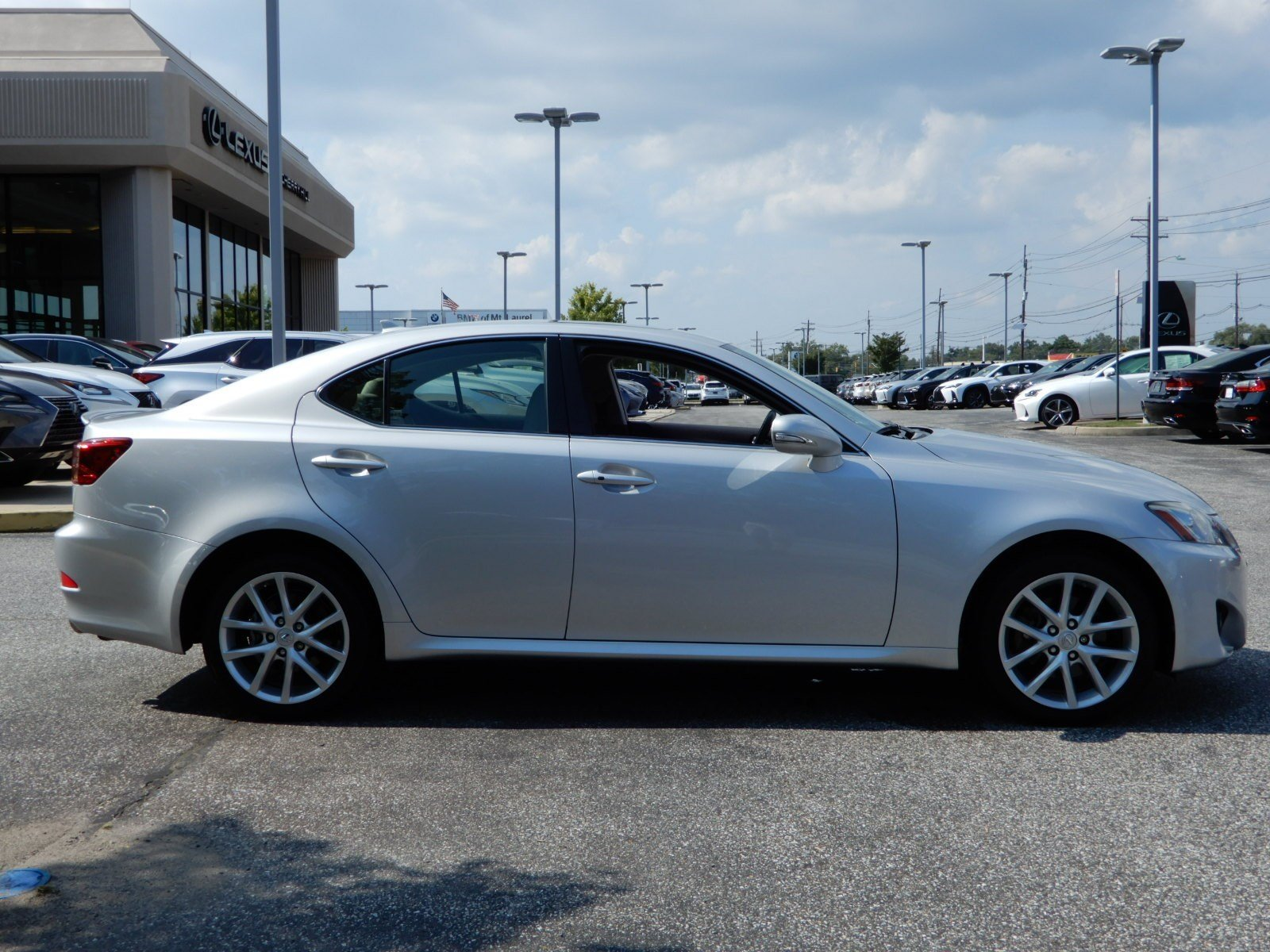 Pre-Owned 2012 Lexus IS250