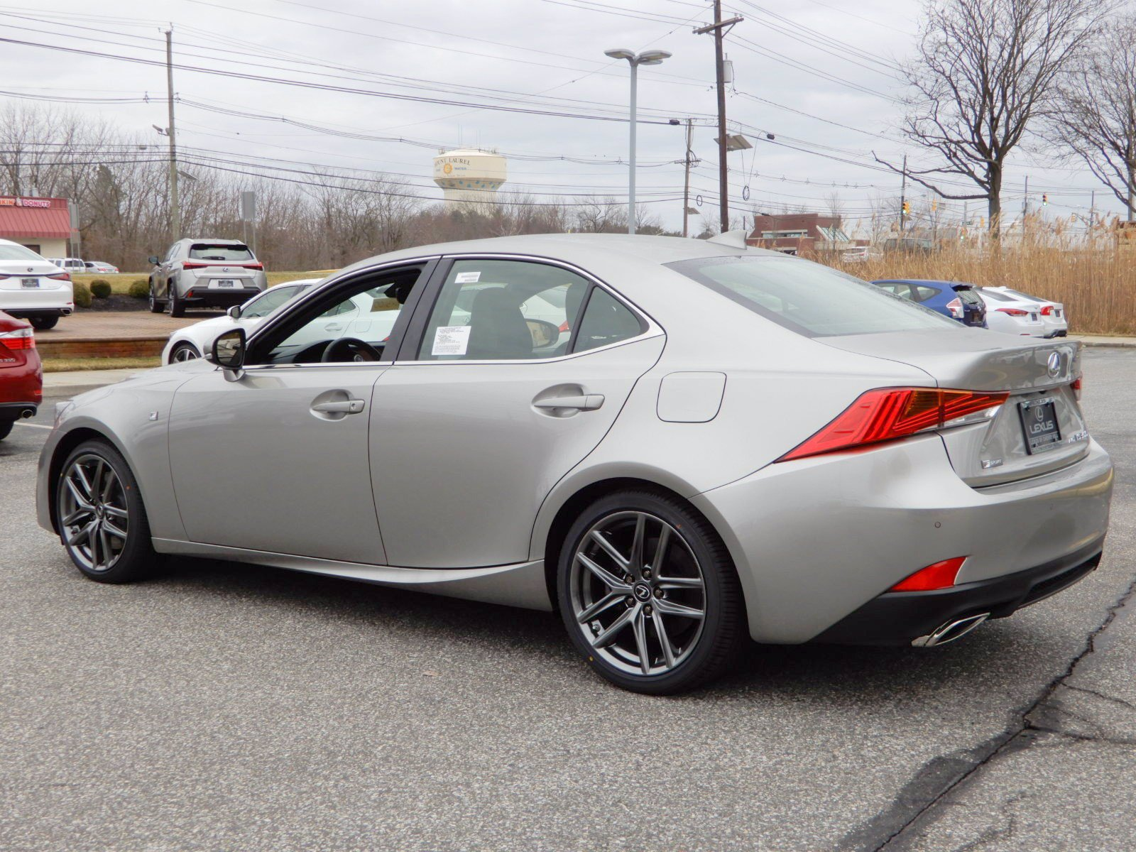 New 2020 Lexus IS 300