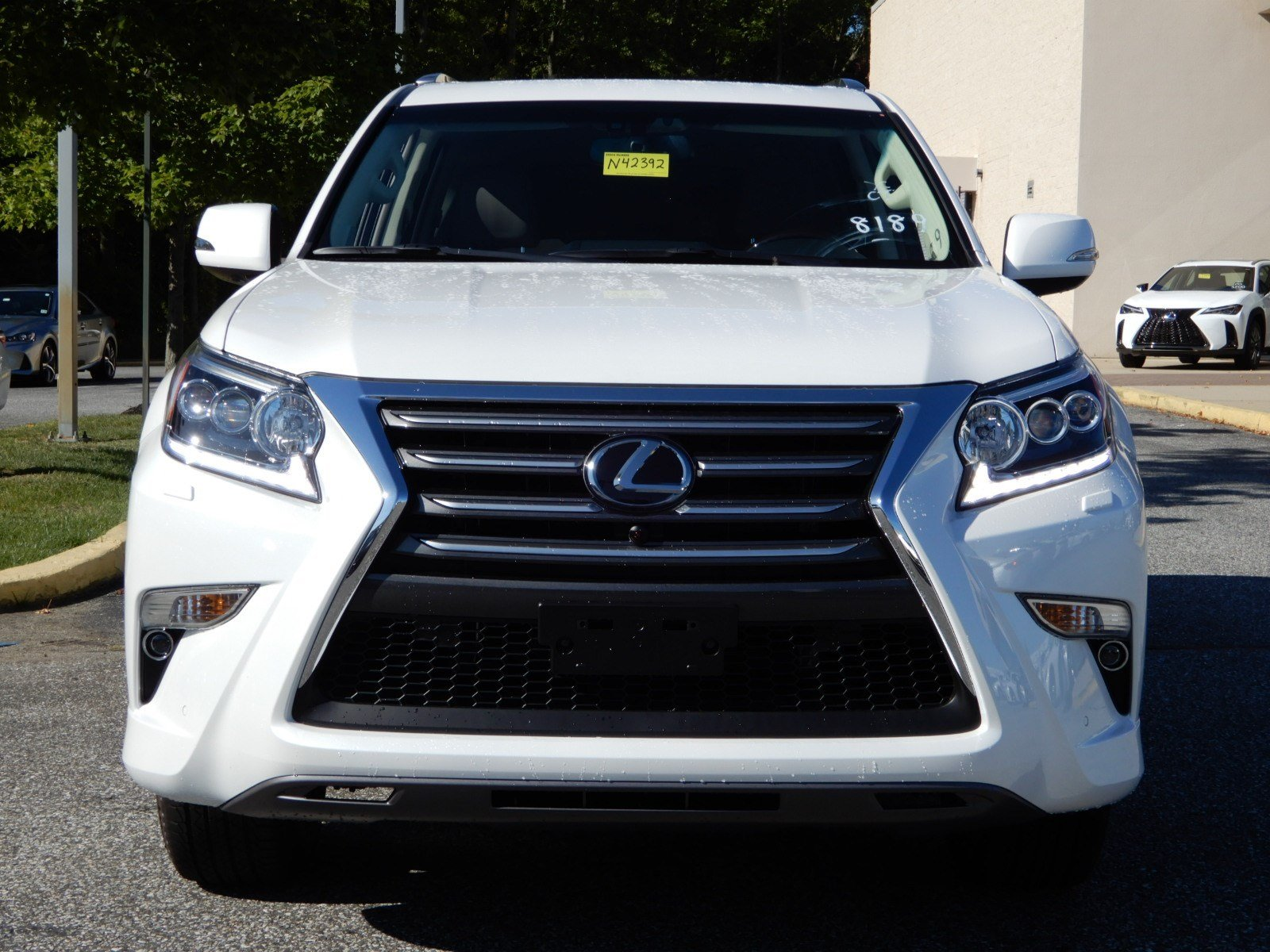 New 2019 Lexus GX 460 LUXURY